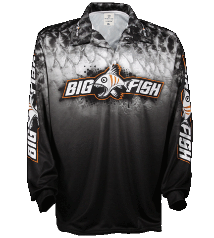 Bigfish Scales Grey