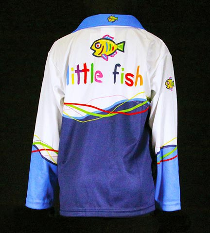 Littlefish BLUE BACK