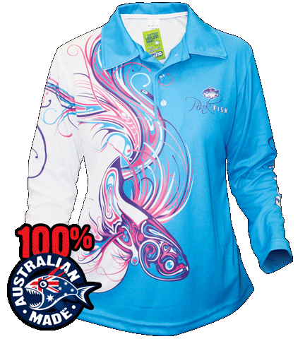 Pinkfish Blue