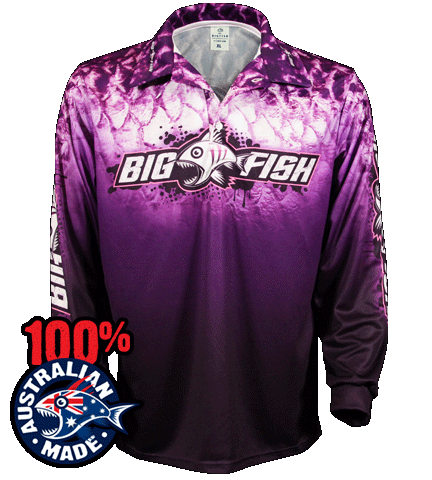 Bigfish Scales Purple