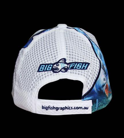 bigfish jewie cap back