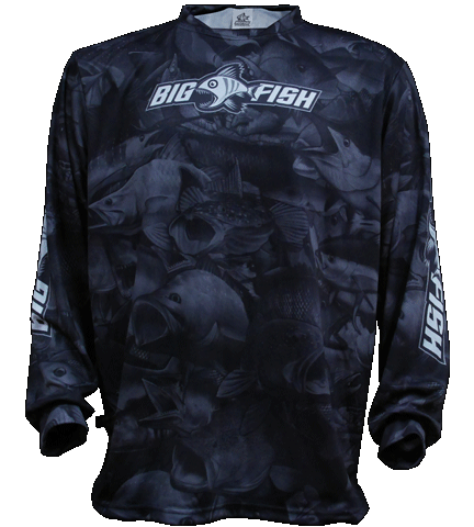 AUS CAMO - Dark Grey