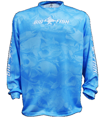 AUS CAMO - Light Blue